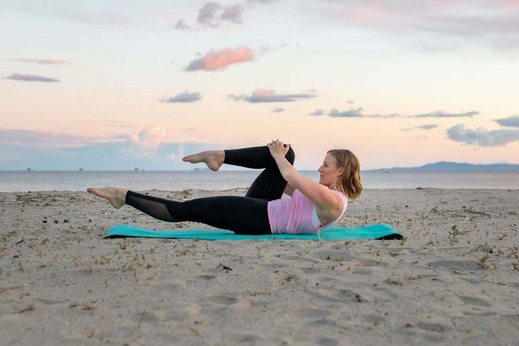 Pilates Breathing Tips from The Balanced Life